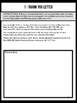 Business Letter Unit - Printable Workbook