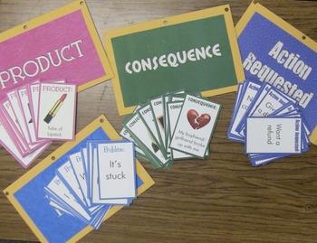 Business Letters - Complaint Letter Fun Activity