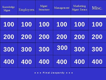 Business Management Review (Webxam)
