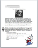 Business Management- Time and Motion Studies Activity