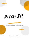 Entrepreneurship Business Pitch