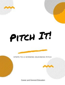 Entrepreneurship Business Pitch