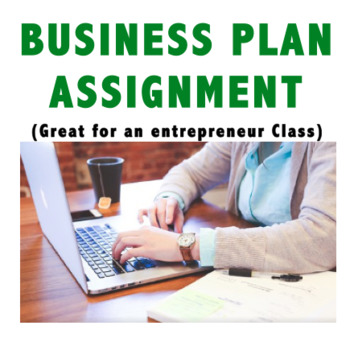 Business Plan Assignment (WORD DOC)