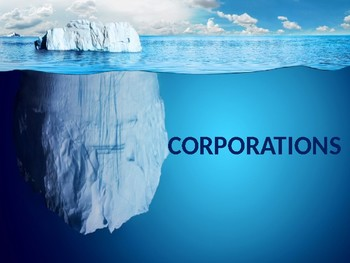 Business Presentation - Corporations