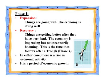 Business Principles - Lesson 3: Measuring Economic Performance