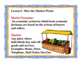 Business Principles - Lesson 5: How the Market Works
