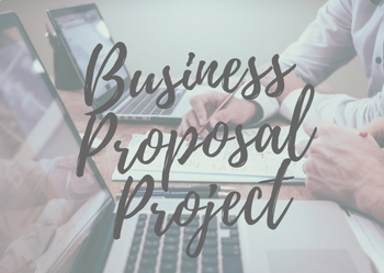 Business Proposal Project