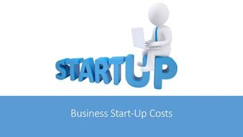 Business Start-up Costs Lesson