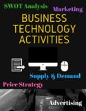 Business Technology Activities