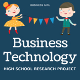 Business Technology Research Project