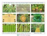 Business-Work Slang Bananas Interactive English PowerPoint Game