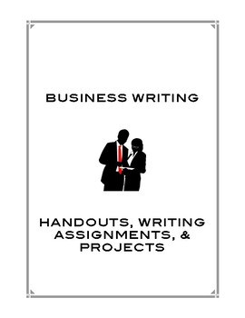 Business Writing Activities and Projects
