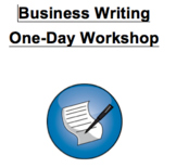 Business Writing Short Course - Intermediate Level And Above