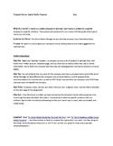 Business Writing: Social Media Proposal Memo
