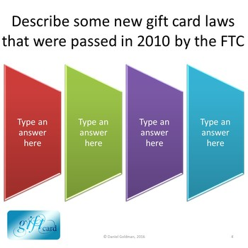 Financial Literacy - Consumer Skills Personal Finance Lesson Activity