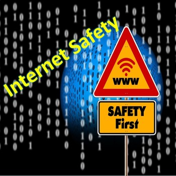 Business and Career Skills - Internet Safety Lesson Activity