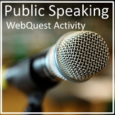 Business and Career Skills - Public Speaking Task Activity