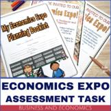 Business and Economics Assessment - Economics Expo Project