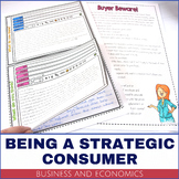 Business and Economics - Being a Strategic Consumer