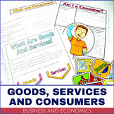 Business and Economics - Goods, Services and Consumers