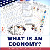 Business and Economics - What is an Economy? Game and Activity