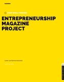 Business and Entrepreneurship Magazine Project