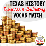 Business and Industry Vocabulary Match-Up