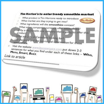 Tech Business Marketing News Bundle