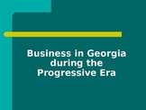 Business in Georgia Notes