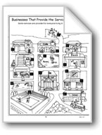 Businesses Provide Services
