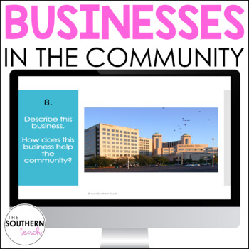 Businesses in the Community