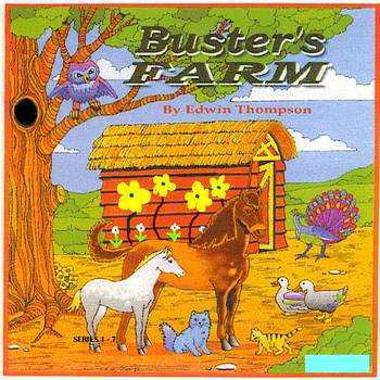 """""""Buster's Farm"""" Series 1-3 Audio and Text"""