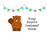 Busy Beaver Consonant Blends