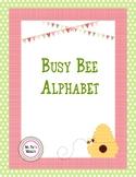 Busy Bee Alphabet