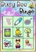 Busy Bee Bingo - SATPIN Edition