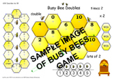 Busy Bee Doubles to 10 Board Game
