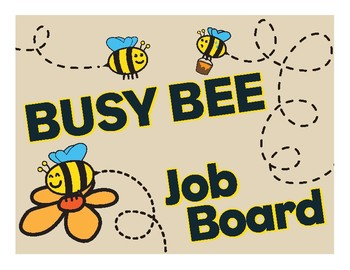 Busy Bee Job Board