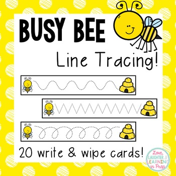 Busy Bee Line Tracing!