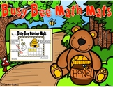 Busy Bee Number Mats 1-10