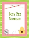 Busy Bee Numbers