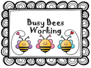 Busy Bee Posters