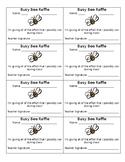 Busy Bee Raffle Tickets