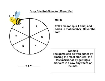 Busy Bee Roll & Cover