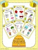 Busy Bee  themed Short and Long  Vowel Sound  Posters