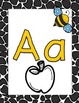 Busy Bees Alphabet Posters