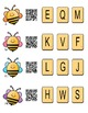 Busy Bees Beginning Sounds-Learning Letter Sounds w/QR Codes