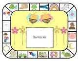 Busy Bee's Beginning Sounds (recognizing pictures w/ same