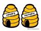 Busy Bees Birthday Bulletin Board
