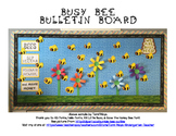 Busy Bees Bulletin Board