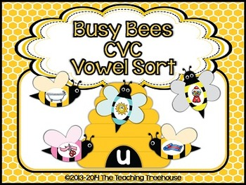 CVC Vowel Sort